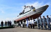 Новые боевые катера Украины оказались слишком медленными (видео)