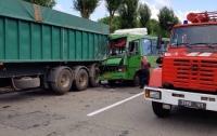 На Днепропетровщине жертвами сокрушительного ДТП стали 22 человека