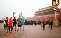 Утренняя пробежка Цукерберга по площади Пекина вызвала скандал