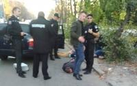 Полиция Винницы задержала банду автомобильных грабителей