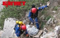Спасатели никак не найдут двух туристов в Карпатских горах
