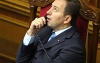 Николай Томенко не доверяет электронным данным