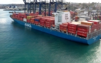 Африканское судно наказали за вхождение в Крым