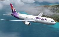 В США самолет не долетел до Гавайев из-за платного одеяла