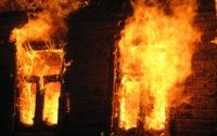 Смертельный пожар на Волыни: погиб мужчина