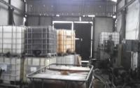 На Харьковщине ликвидировали два подпольных завода по производству топлива