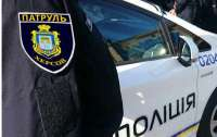В Херсоне обстреляли машину службы охраны