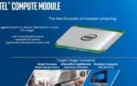 Intel выпустит любопытные изделия