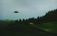В небе над Ванкувером пролетели две группы НЛО