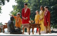 Индийцев позабавила одежда Трюдо во время официального визита