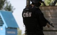 СБУ обнаружила в киевском парке тайник с оружием