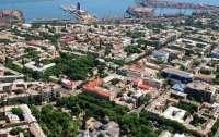 Потерпевший бедствие корабль ВМС прибыл в Одессу