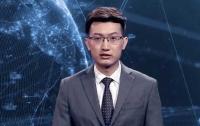 В Китае представили первого в мире цифрового телеведущего (видео)