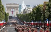 В Париже прошел военный парад в честь Дня взятия Бастилии