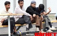 На «украинском» берегу Тисы пограничники задержали трех румын без документов