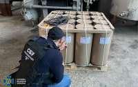 Подпольный спиртзавод прекратил свою деятельность, благодаря СБУ