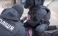 На Киевщине задержали банду грабителей элитных бутиков