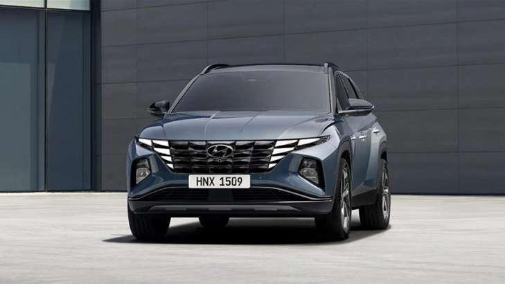Новый кроссовер Hyundai Tucson представлен официально