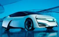 Honda представила концепт серийной водородной модели