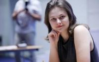 Украинская шахматистка стала чемпионкой Европы
