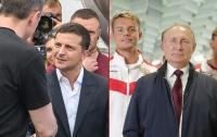 Путин и Зеленский по-разному встретили своих пленных