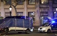 В наехавшем на полицейских Ford нашли зарезанного пассажира