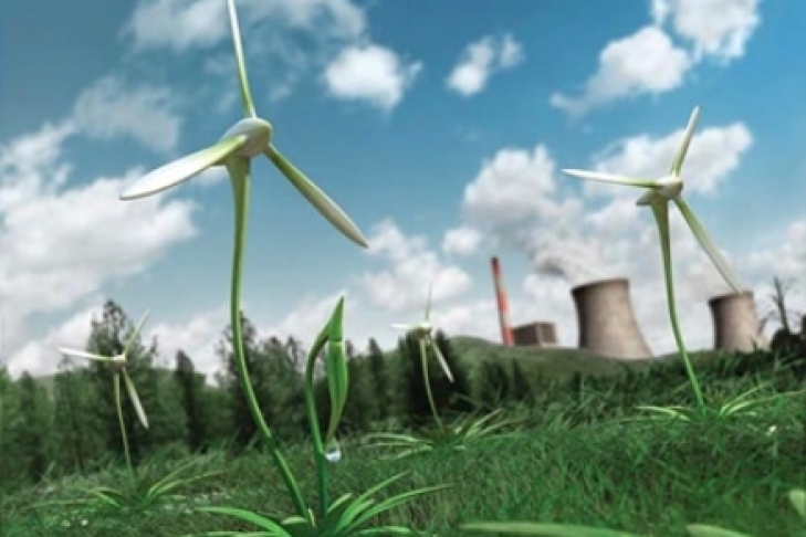 Украине зеленые инвестиции