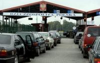 540 автомобилей застряли в очередях на границе с Польшей