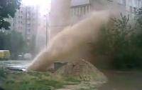 Сильные морозы угрожают водопроводным сетям столицы