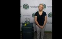 Австралийка пыталась сесть в самолет в Колумбии с чемоданом кокаина
