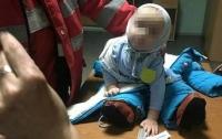 Мать бросила 9-месячного младенца на киевском вокзале