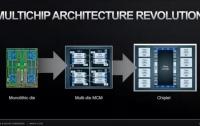 AMD рассматривает вариант размещения чипов над процессором для увеличения быстродействия