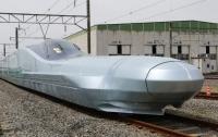 В Японии проходят испытания самого быстрого поезда в мире
