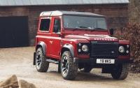 Land Rover представила самый быстрый Defender с V8 и