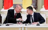Эрдоган объяснил приветствие караула в Киеве словами