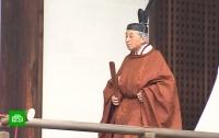 Японский император стал обычным гражданином (видео)
