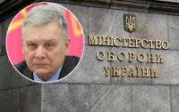 Министр обороны Украины выступит в Европарламенте