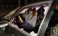 На Днепропетровщине обстреляли такси, есть пострадавшие