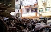 В Каире обрушился жилой дом
