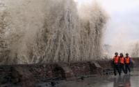 В Японии объявлена угроза нового цунами, жителям побережья рекомендуют бежать