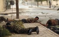 Сирийские оппозиционные войска взяли правительственную базу в Алеппо