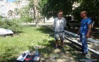 В столице четверо иностранцев обокрали квартиру киевлянки