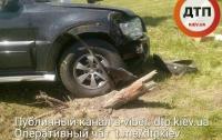 Жесткая авария в Киеве: пострадали дети