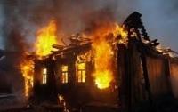 В пожаре на Херсонщине погибли двое детей и взрослый