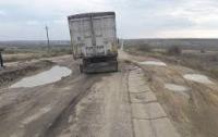 Начали ремонтировать самую проблемную трассу в Украине