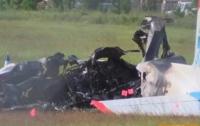 Самолет потерпел крушение в США, погибли люди