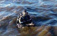 На Херсонщине водолазы достали труп мужчины