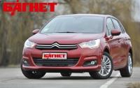 Новый Citroen C4 прошел тест-драйв «Багнета» (ФОТО)