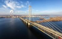 В Киеве на два дня ограничат движение по Южному мосту