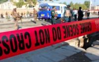 В Кабуле прогремел взрыв, есть погибшие и пострадавшие